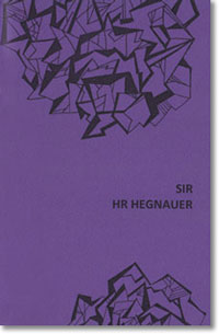 SIR' by HR Hegnauer